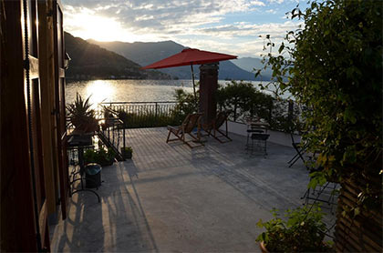 Bed and breakfast Lovere Lago d'Iseo