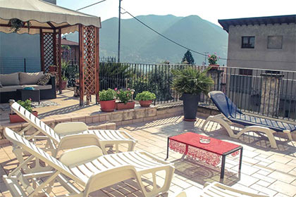 Bed and breakfast Monte Isola