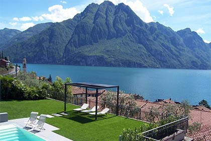 Bed and breakfast Riva di Solto, Lago Iseo
